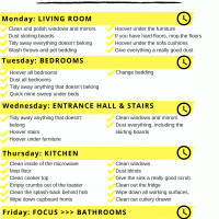 The Organised Mum Method Week 4              FREE PRINTABLE