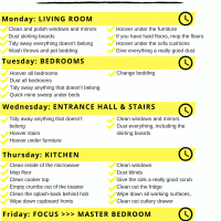The Organised Mum Method Week 5             FREE PRINTABLE