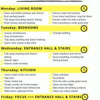 The Organised Mum Method Week 6              FREE PRINTABLE