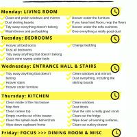 The Organised Mum Method Week 7              FREE PRINTABLE