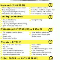 The Organised Mum Method Week 8              FREE PRINTABLE