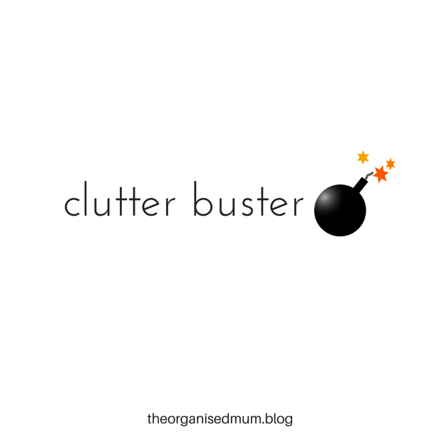 The Clutter Buster: For When You Have Too MuchStuff!