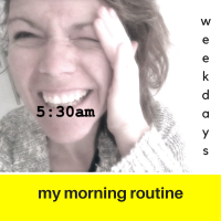 My Week Day Morning Routine