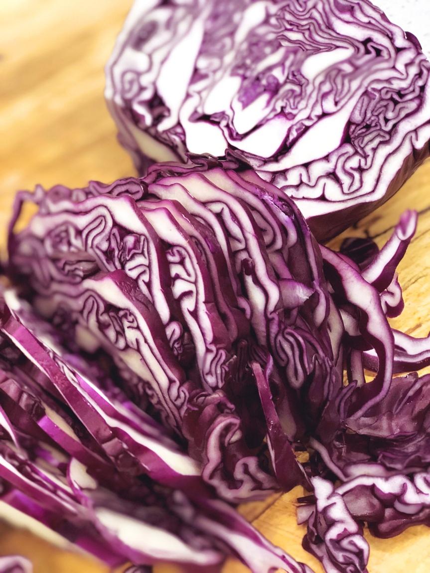 Braised Red Cabbage (dairyfree)