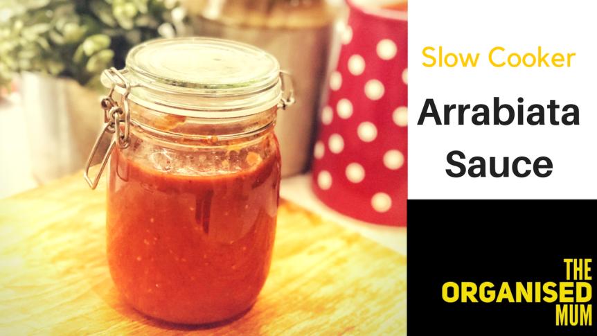 Slow Cooker Arrabiata